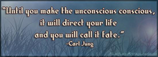 Call it fate Carl Jung
