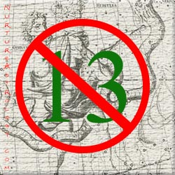 No, there is NO 13th sign of the zodiac. Here's why: